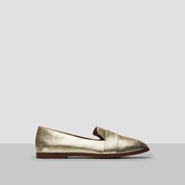 Reaction Kenneth Cole Glide Slide - Soft Gold