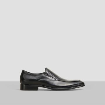 Kenneth Cole New York Bet On It Leather Loafer - Black