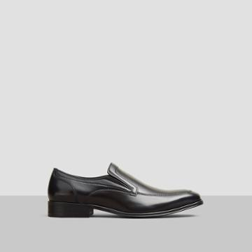Reaction Kenneth Cole Digit-al Age Leather Loafer - Black