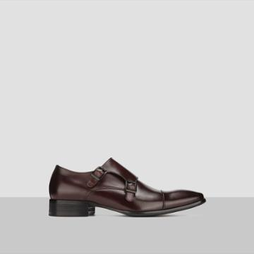 Kenneth Cole New York Regal Sole Loafer - Burgundy