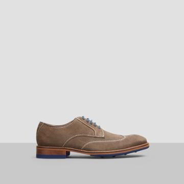 Reaction Kenneth Cole Move-ment Suede Shoe - Grey