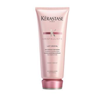 43.00 Usd Kerastase Cristalliste Lait Cristal Conditioner For Long, Fine Hair 6.8 Fl Oz / 200 Ml