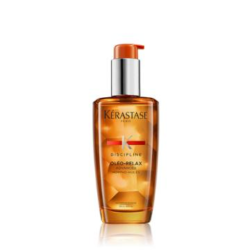 Kerastase Discipline Oleo-relax Advanced Hair Oil 3.4 Fl Oz / 100 Ml