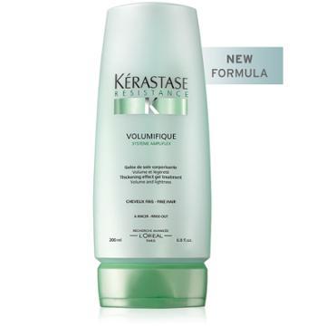 43.00 Usd Kerastase Gelee Volumifique Gel Conditioner For Fine, Delicate Hair 6.8 Fl Oz / 200 Ml
