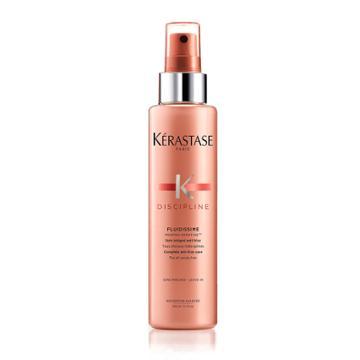 Kerastase Discipline Spray Fluidissime Thermal Protectant For Fine Hair 5.1 Fl Oz / 150 Ml