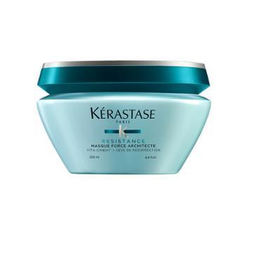 53.00 Usd Kerastase Resistance Masque Force Architecte Mask For Damaged Hair 6.8 Fl Oz / 200 Ml