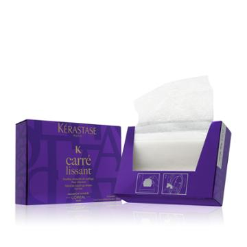 28.50 Usd Kerastase Carre Lissant Smoothing Sheets For All Hair Types 50 Sheets