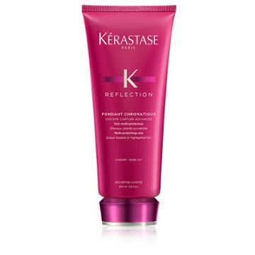 43.00 Usd Kerastase Fondant Chromatique Conditioner For Colored Treated Hair 6.8 Fl Oz / 200 Ml