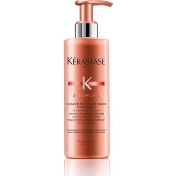 24.00 Usd Kerastase Travel Size Discipline Cleansing Conditioner Curl Ideal For Curly Hair 2.5 Fl Oz / 75 Ml
