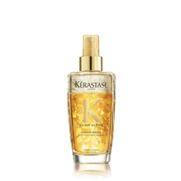Kerastase Elixir Ultime Bi Phase Spray Oil For Fine Hair 3.4 Fl Oz / 100 Ml