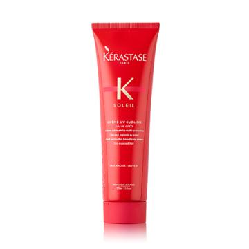 Kerastase Soleil Creme Uv Sublime Hair Cream 5.1 Fl Oz / 150 Ml