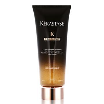 Kérastase Official Site Krastase Chronologiste The Gommage - Pre-shampoo Scalp Treatment