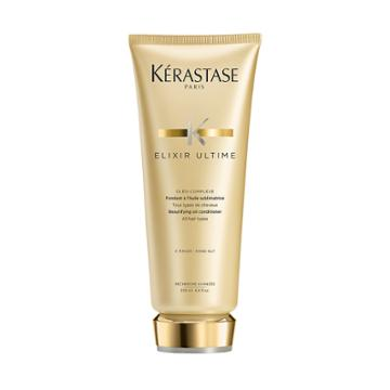 24.00 Usd Kerastase Travel Size Elixir Ultime Fondant Ligtweight Oil Conditioner For Fine Hair 2.5 Fl Oz / 75 Ml