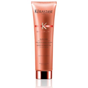 24.00 Usd Kerastase Travel Size Discipline Oleo Curl Cream For Curly Hair 2.5 Fl Oz / 50 Ml