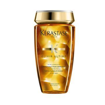 43.00 Usd Kerastase Bain Elixir Ultime Shampoo For All Hair Types 8.5 Fl Oz / 250 Ml
