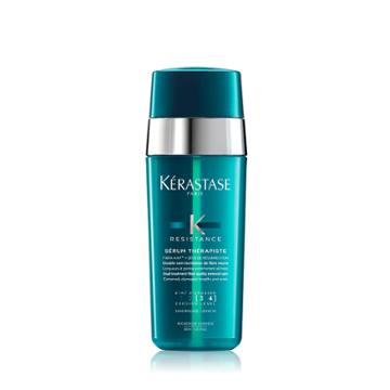 Kerastase Resistance Serum Therapiste Heat Protectant Hair Serum For Very Damaged Hair 1 Fl Oz / 30 Ml