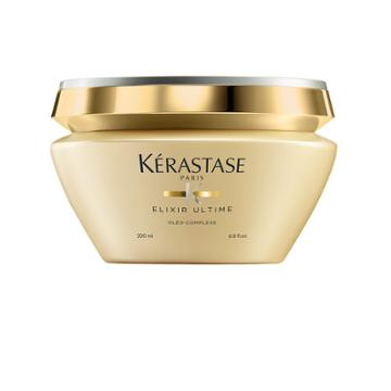59.00 Usd Kerastase Masque Elixir Ultime Mask For All Hair Types 6.8 Fl Oz / 200 Ml