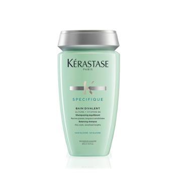 43.00 Usd Kerastase Specifique Bain Divalent Balancing Shampoo For Oily Roots 8.5 Fl Oz / 250 Ml