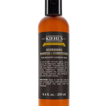 Kiehls Grooming Solutions Nourishing Shampoo + Conditioner