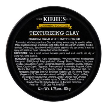 Kiehls Grooming Solutions Flexible Hold Styling Clay