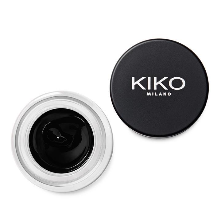 Kiko - Lasting Gel Eyeliner -