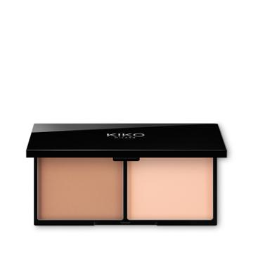 Kiko - Smart Contouring Palette - 01 Very Light To Light
