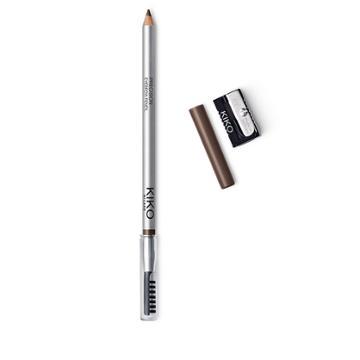Kiko - Precision Eyebrow Pencil - 04 Light Chestnut And Blonds