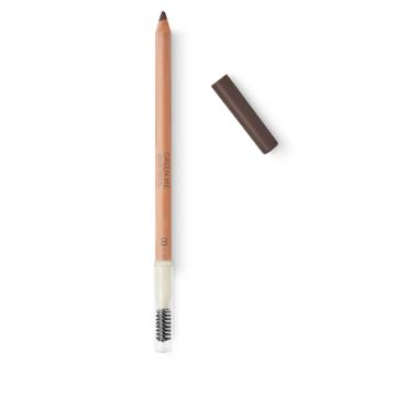 Kiko - Green Me Brow Pencil - 03 Dark Brown