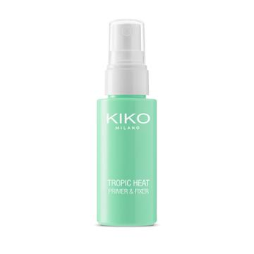 Kiko - Tropic Heat Primer & Fixer - 01 Red Fruits