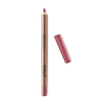 Kiko - Creamy Colour Comfort Lip Liner - 315 Intense Mauve
