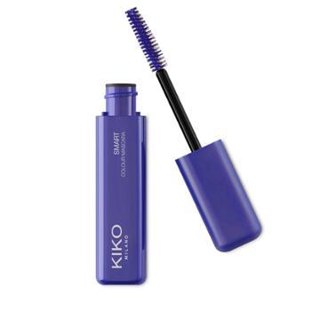 Kiko - Smart Colour Mascara - 01 Metallic Purple