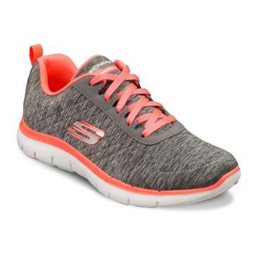 Skechers Flex Appeal 2.0 Women's Sneakers, Size: 9.5, Green Oth