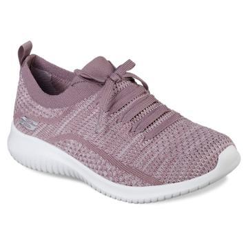 Skechers Ultra Flex Statements Women's Shoes, Size: 9, Lt Purple