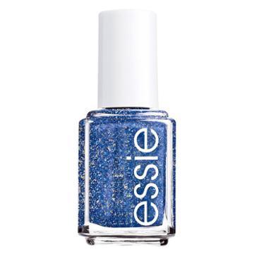 Essie Encrusted Treasures Nail Polish, Blue
