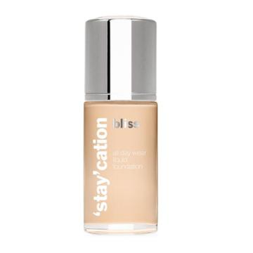 Bliss 'stay'cation Long Wear Liquid Foundation, Beig/green