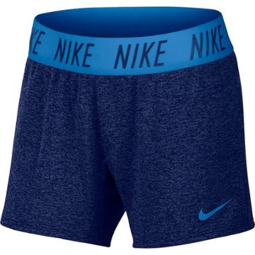 Girls 7-16 Nike Dri-fit Training Shorts, Size: Small, Blue