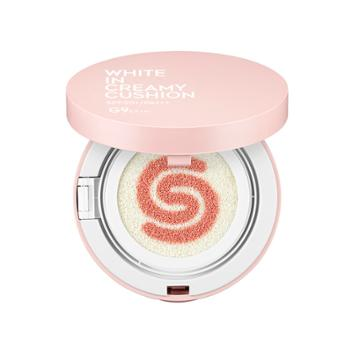 G9 Skin White In Creamy Cushion - Spf 50+/pa+++, Multicolor
