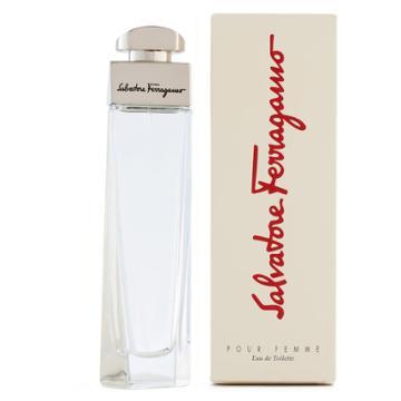 Salvatore Ferragamo Pour Femme Women's Perfume - Eau De Toilette, Multicolor