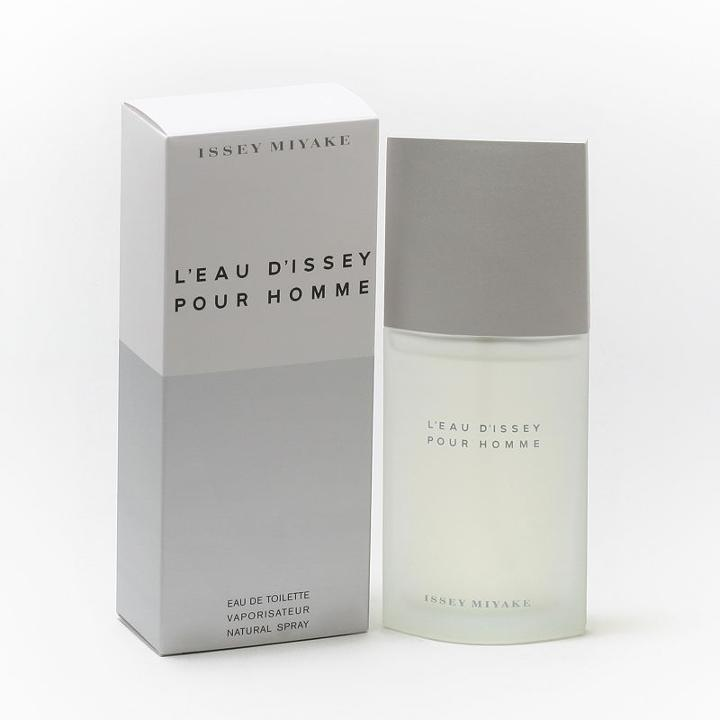 L'eau D'issey Pour Homme By Issey Miyake Men's Cologne, Multicolor