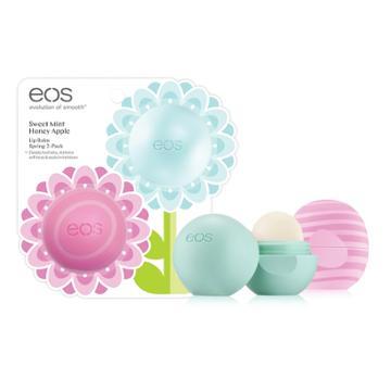 Eos 2-pc. Floral Lip Balm Set, Multicolor