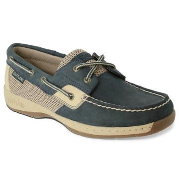 Eastland Solstice Women's Boat Shoes, Size: Medium (9), Blue