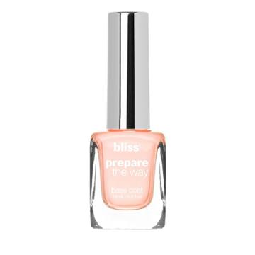 Bliss Prepare The Way Base Coat Nail Polish, Multicolor