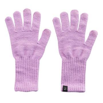 Cuddl Duds, Girls 7-14 Solid Lurex Gloves, Girl's, Multicolor