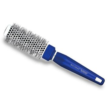 Bio Ionic Bluewave Nanoionic Conditioning 1.25 Square Round Hair Brush, Blue