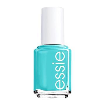 Essie Blues Nail Polish, Turquoise/blue (turq/aqua)