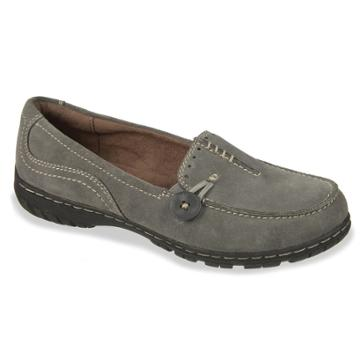 Naturalsoul By Naturalizer Redder Slip-on Shoes - Women, Size: Medium (7), Dark Blue