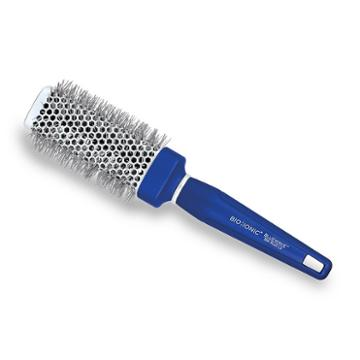 Bio Ionic Bluewave Nanoionic Conditioning 1.75 Square Round Hair Brush, Blue