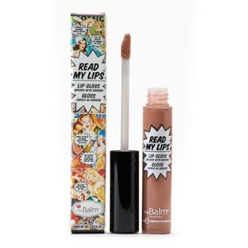 Thebalm Read My Lips Lip Gloss, Beig/green (beig/khaki)