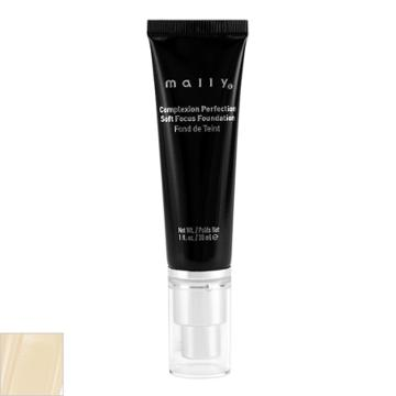 Mally Beauty Complexion Perfection Soft Focus Foundation, Lt Beige