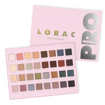 Lorac Mega Pro Palette 4, Multicolor